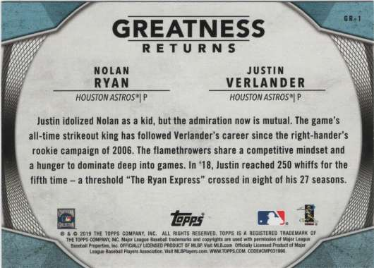 2019-Topps-Greatness-Returns-Insert-Cards-All-Sets-Included-Pick-From-List thumbnail 3
