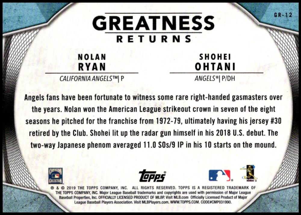 2019-Topps-Greatness-Returns-Insert-Cards-All-Sets-Included-Pick-From-List thumbnail 18