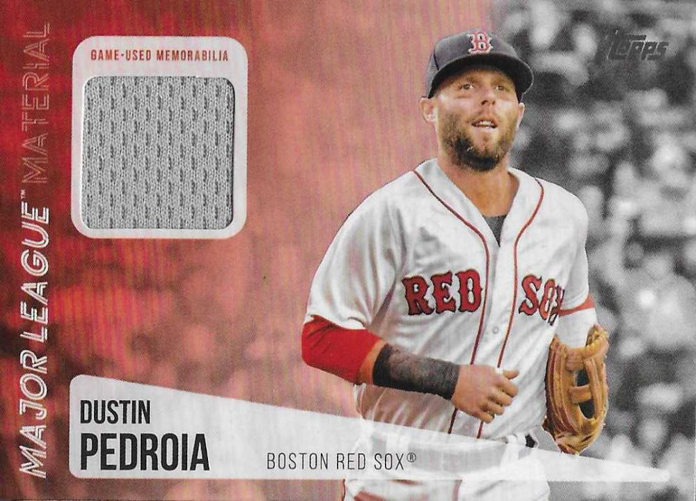 2019 Topps  Major League Material Relics