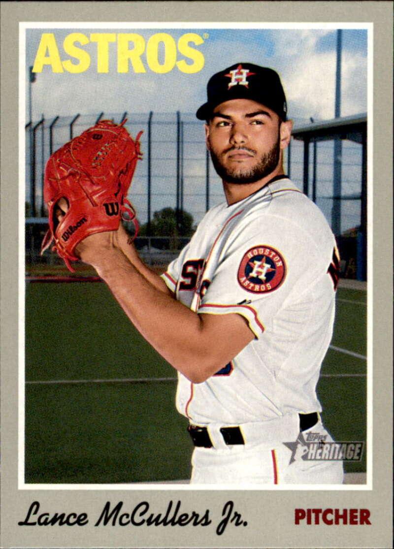 2019-Topps-Heritage-MLB-Baseball-Base-Singles-1-250-Pick-Your-Cards-Lot thumbnail 111