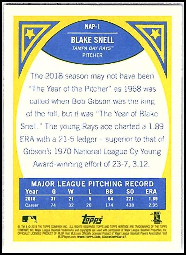 2019-Topps-Heritage-MLB-Baseball-Insert-Singles-Pick-Your-Cards-Make-Lot thumbnail 21