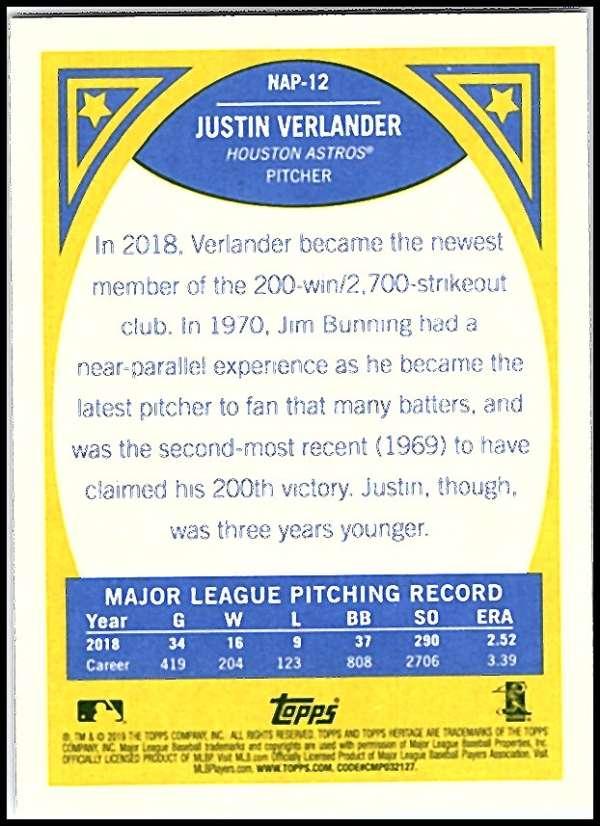 2019-Topps-Heritage-MLB-Baseball-Insert-Singles-Pick-Your-Cards-Make-Lot thumbnail 33