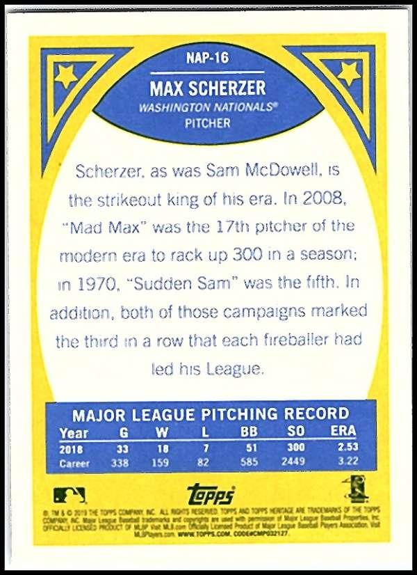 2019-Topps-Heritage-MLB-Baseball-Insert-Singles-Pick-Your-Cards-Make-Lot thumbnail 38