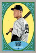 2019 Topps Heritage New Age Performers #NAP-5 Aaron Judge NM-MT New York Yankees