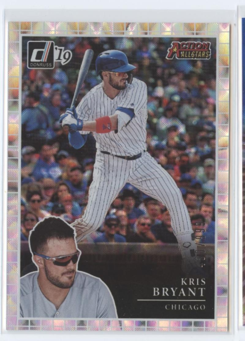 2019 Donruss  Action All-Stars