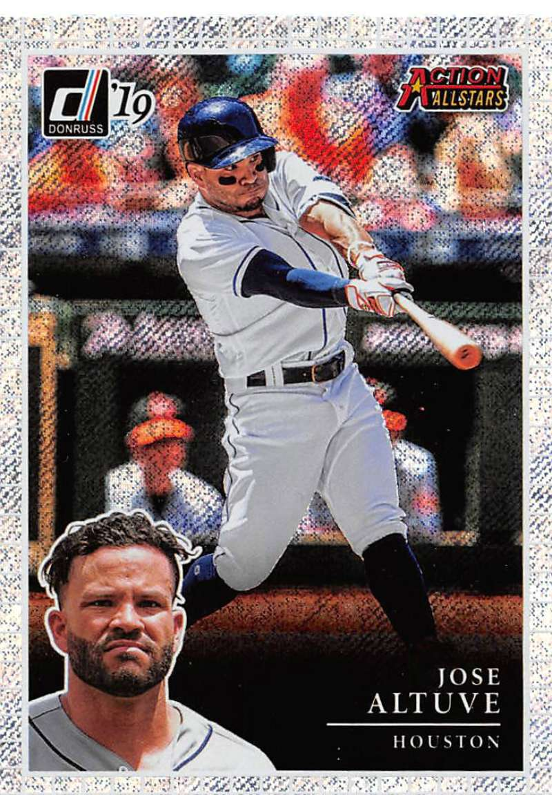 2019 Donruss  Action All-Stars Rapture