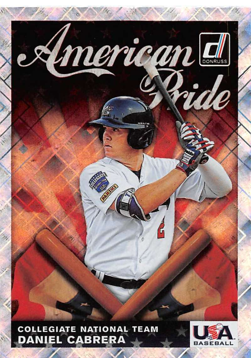 2019 Donruss  American Pride Diamond
