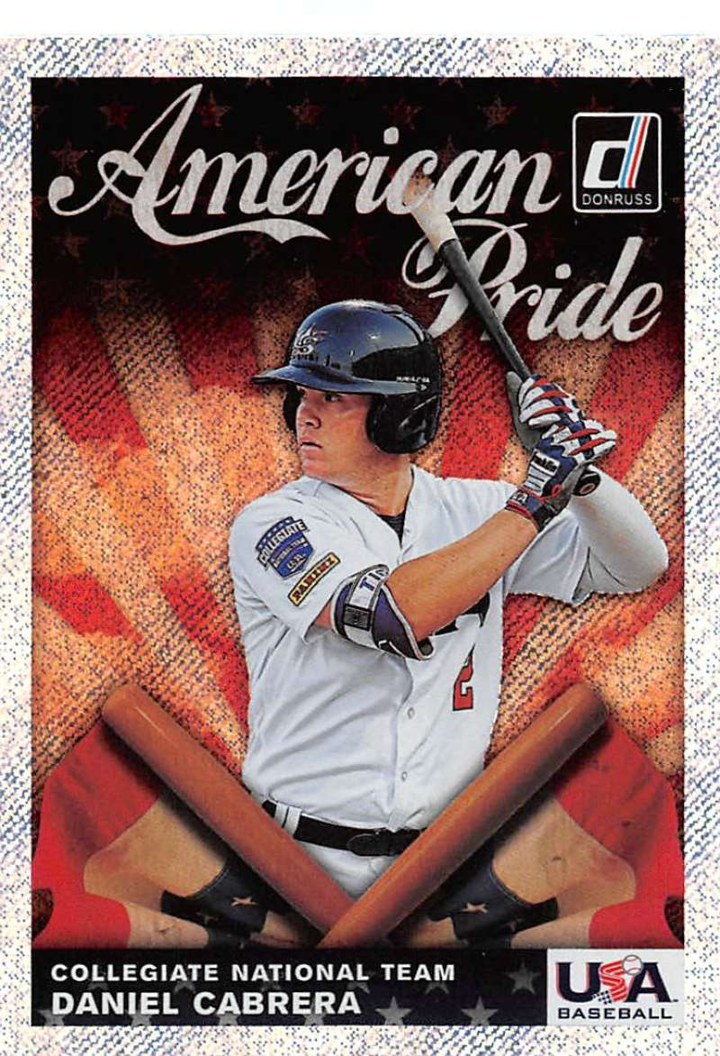 2019 Donruss  American Pride Rapture