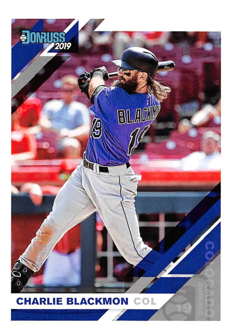 Charlie Blackmon Colorado Rockies 150th Anniversary Baseball Jersey - Purple