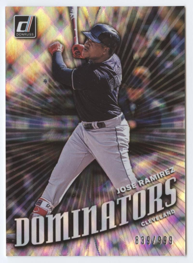 2019 Donruss  Dominators