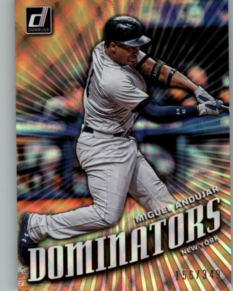 2019 Donruss  Dominators Bronze