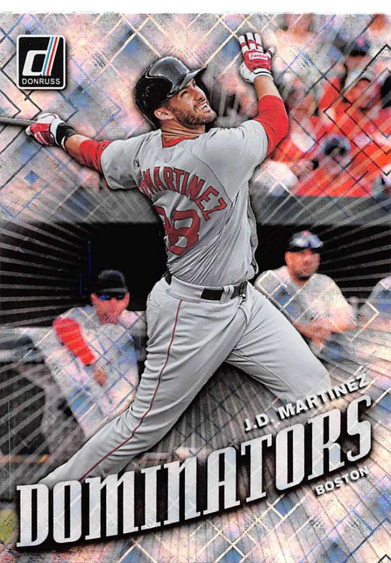 2019 Donruss  Dominators Diamond