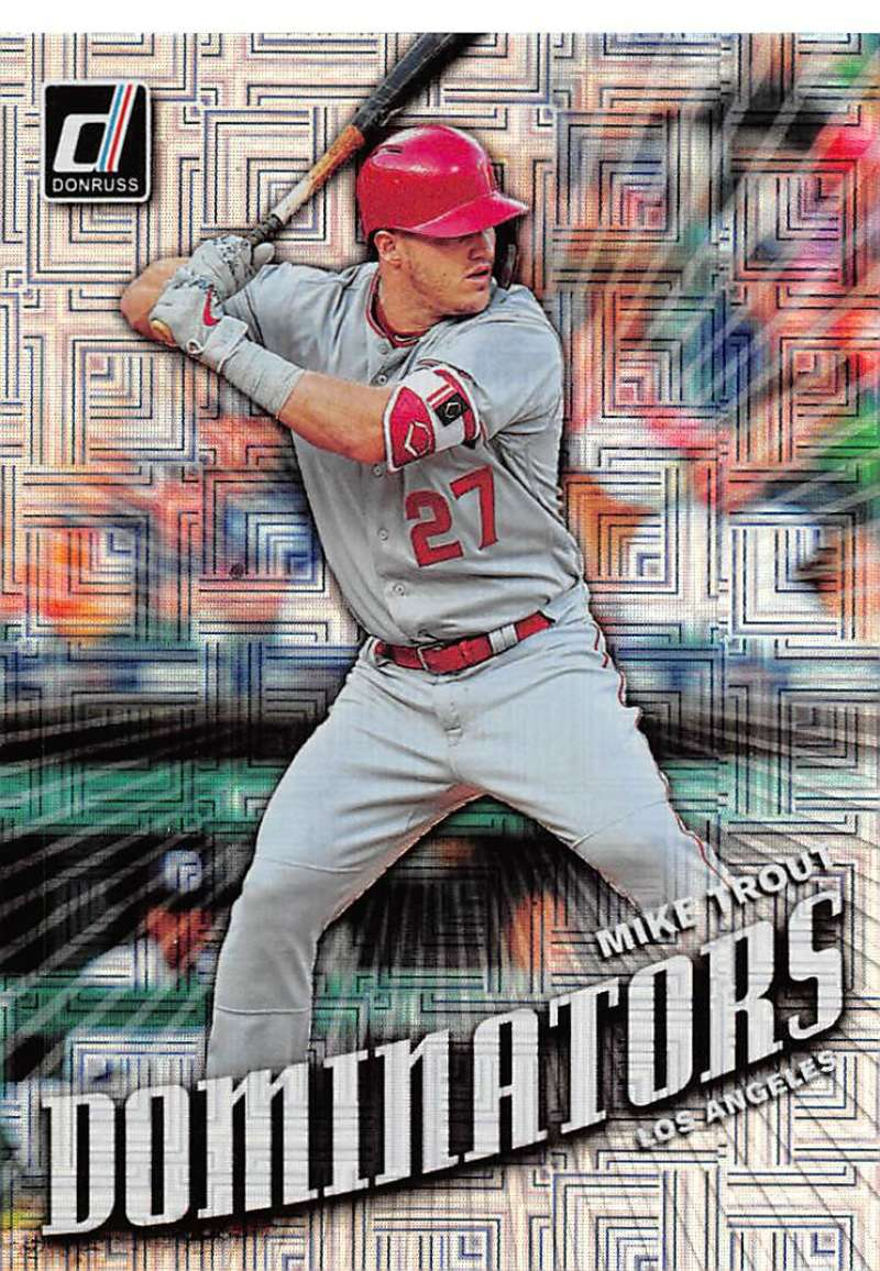 2019 Donruss  Dominators Vector