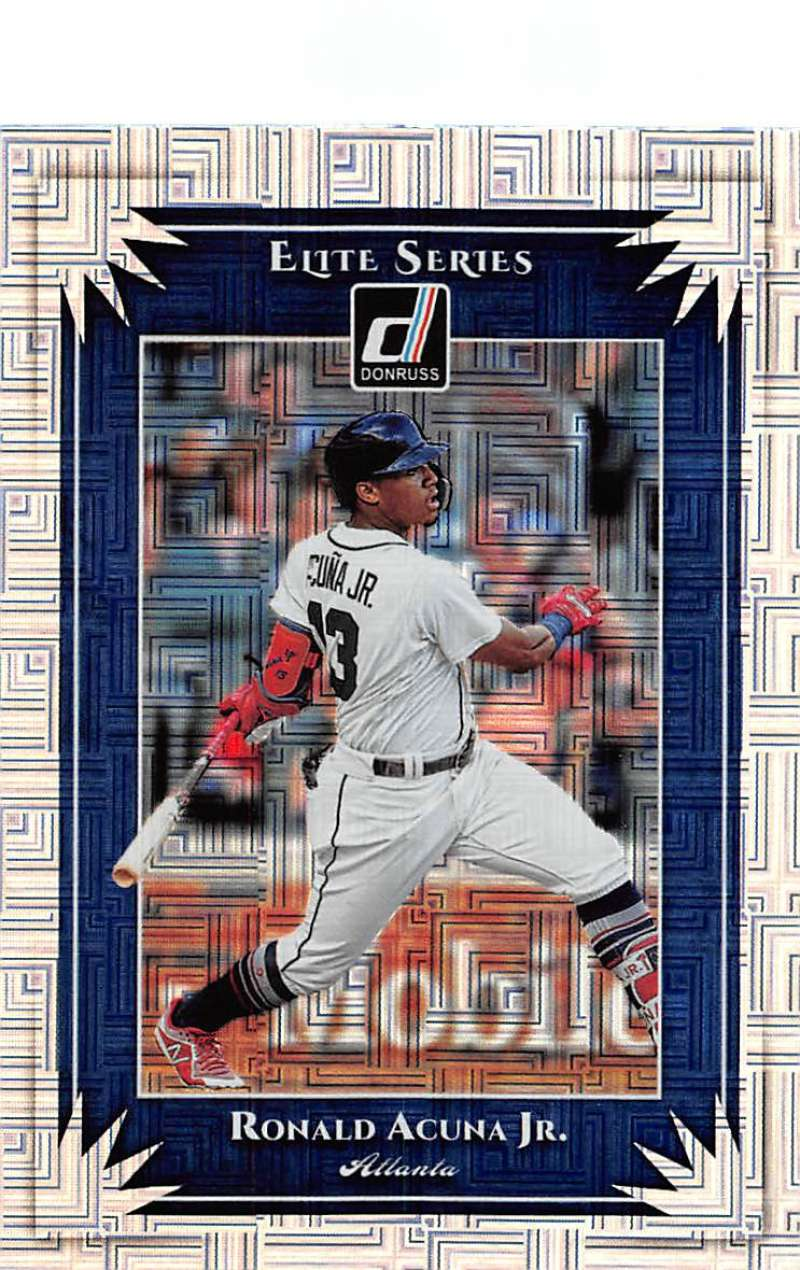 2019 Donruss  Elite Series Vector