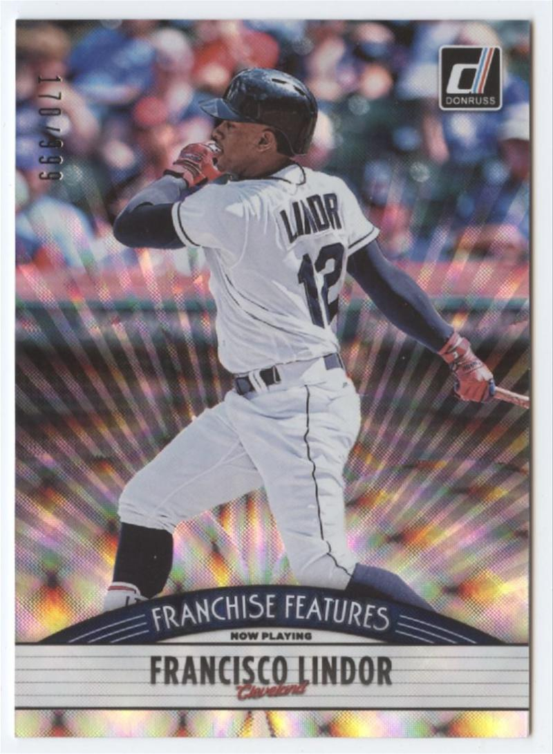 2019 Donruss  Franchise Features