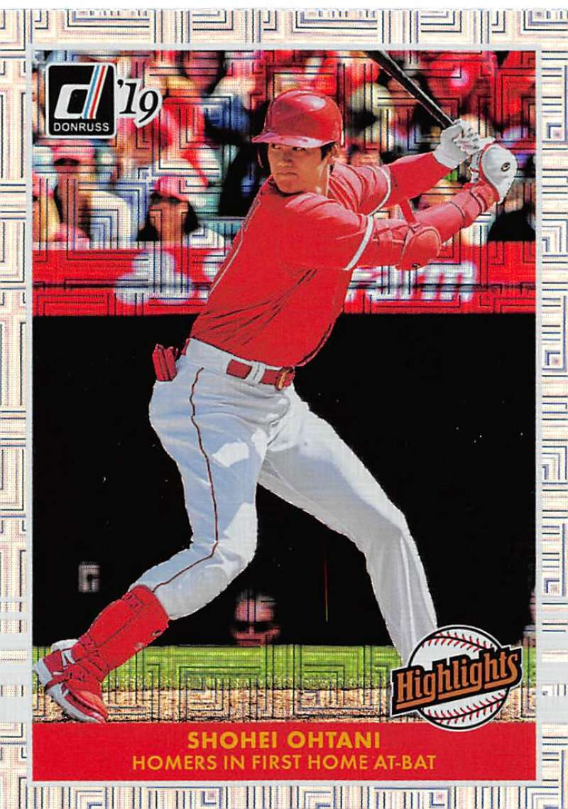 2019 Donruss  Highlights Vector