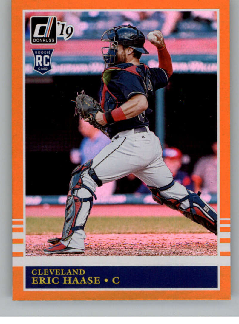 2019 Donruss  Holo Orange