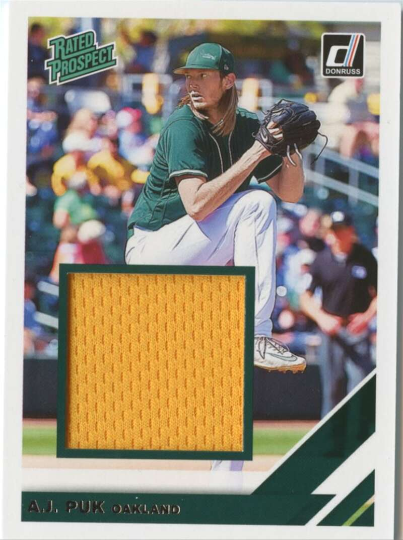 2019 Donruss  Rated Prospect Material