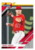 2019 Donruss Variations #170 Mike Trout NM-MT Los Angeles Angels