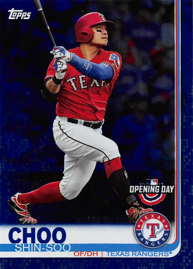 Big Ks Trading Cards Item 416410 2019 Topps Opening Day