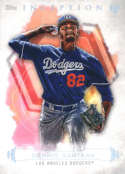 2019 Topps Inception Baseball #37 Dennis Santana Los Angeles Dodgers  RC Rookie  Official MLB Trading Card