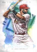 2019 Topps Inception Baseball #38 Paul Goldschmidt St. Louis Cardinals  Official MLB Trading Card