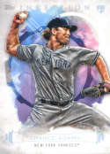 2019 Topps Inception Baseball #59 Chance Adams New York Yankees  RC Rookie  Official MLB Trading Card