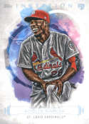 2019 Topps Inception Baseball #63 Adolis Garcia St. Louis Cardinals  RC Rookie  Official MLB Trading Card