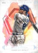 2019 Topps Inception Baseball #95 Ryan O'Hearn Kansas City Royals  RC Rookie  Official MLB Trading Card