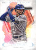 2019 Topps Inception Baseball #97 Kris Bryant Chicago Cubs  Official MLB Trading Card