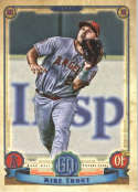 2019 Topps Gypsy Queen #1 Mike Trout NM-MT Los Angeles Angels