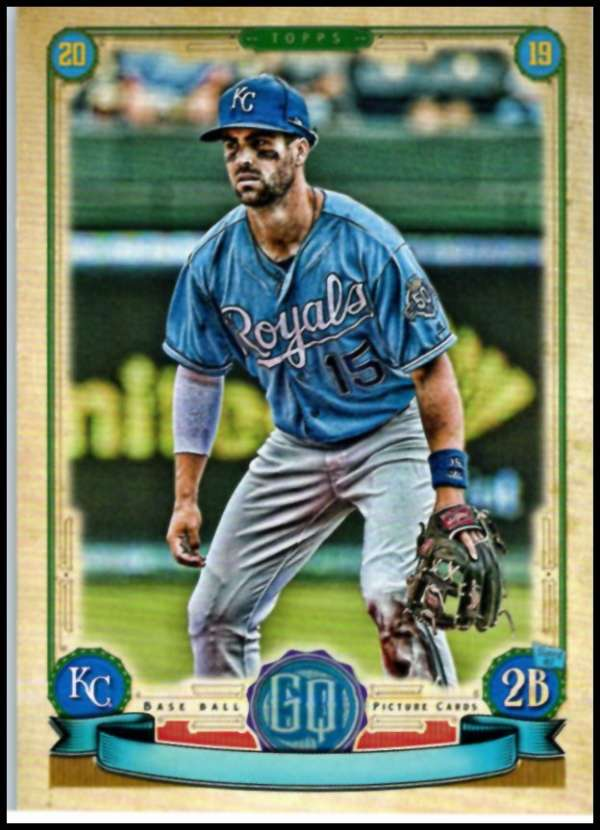 2019 Topps Gypsy Queen Missing Nameplate