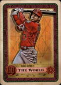 2019 Topps Gypsy Queen Tarot of the Diamond #1 Shohei Ohtani NM-MT Los Angeles Angels