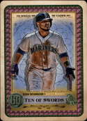 2019 Topps Gypsy Queen Tarot of the Diamond #2 Edwin Encarnacion NM-MT Seattle Mariners