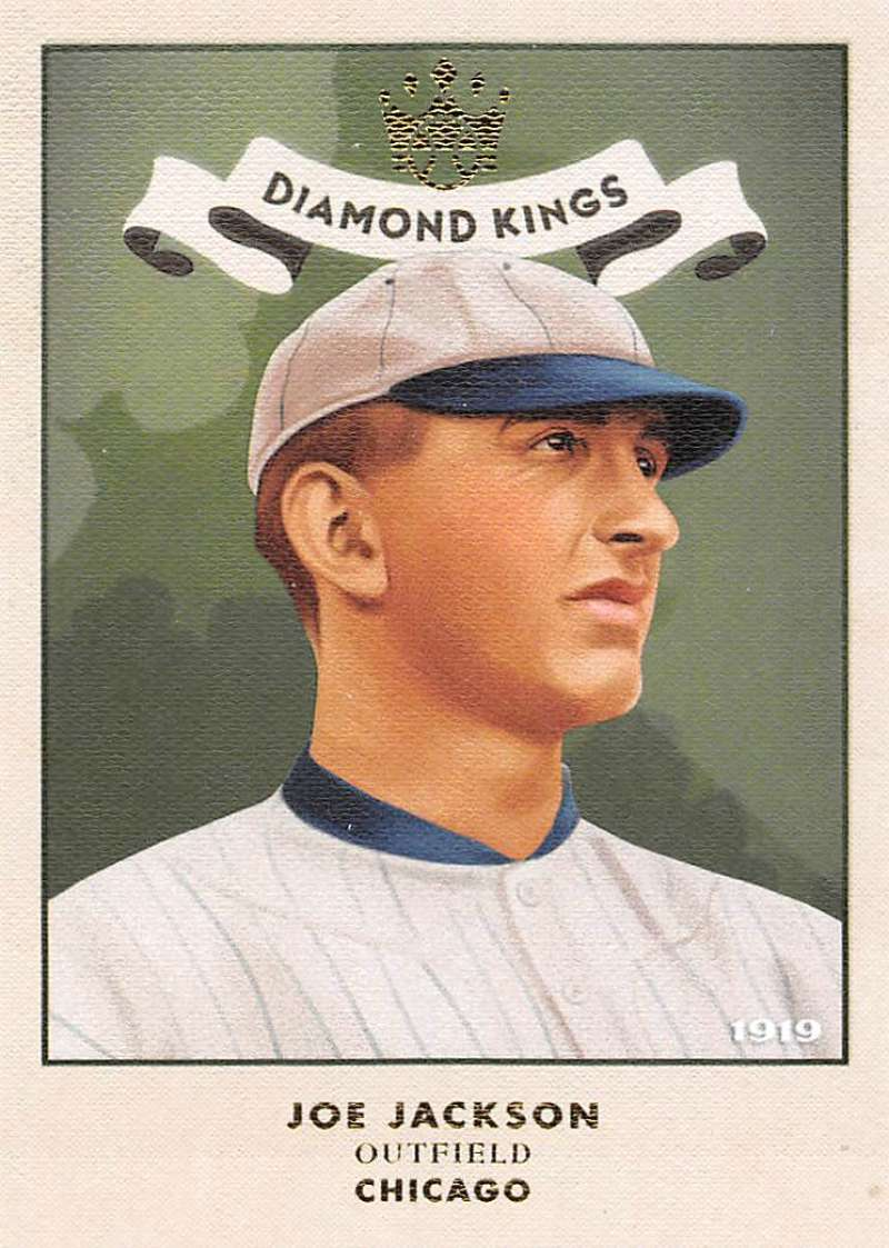 2019 Panini Diamond Kings 1919 Diamond Kings