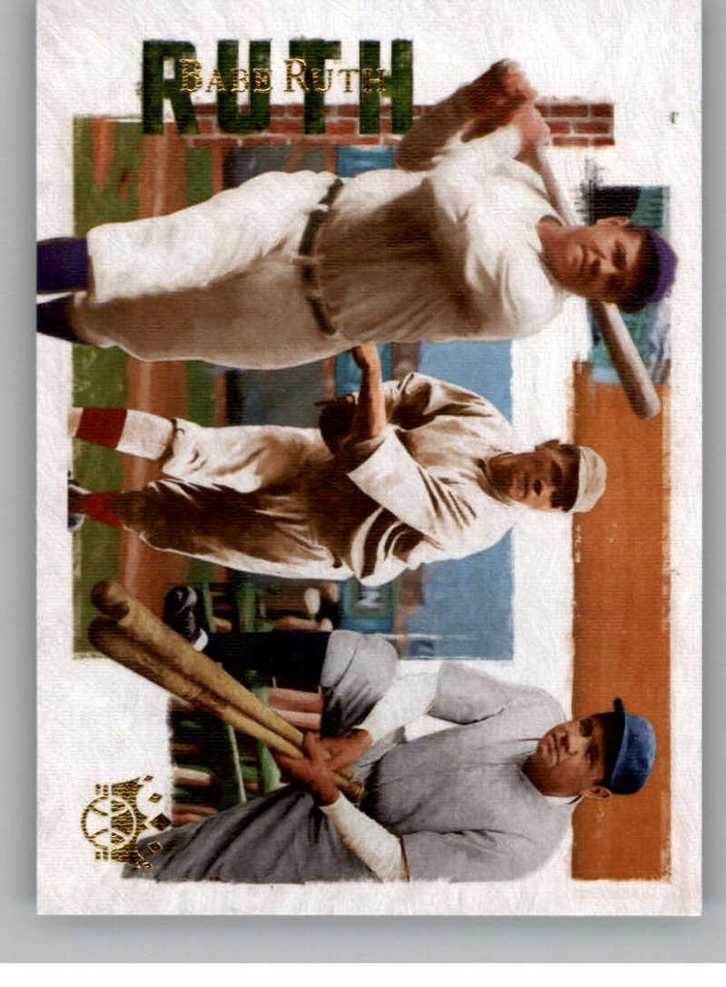 2019 Panini Diamond Kings Babe Ruth Collection