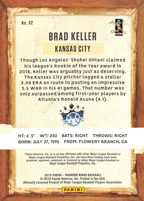 2019-Panini-Diamond-Kings-Baseball-Pick-Your-Cards-Make-Lot-Complete-Your-Set thumbnail 61