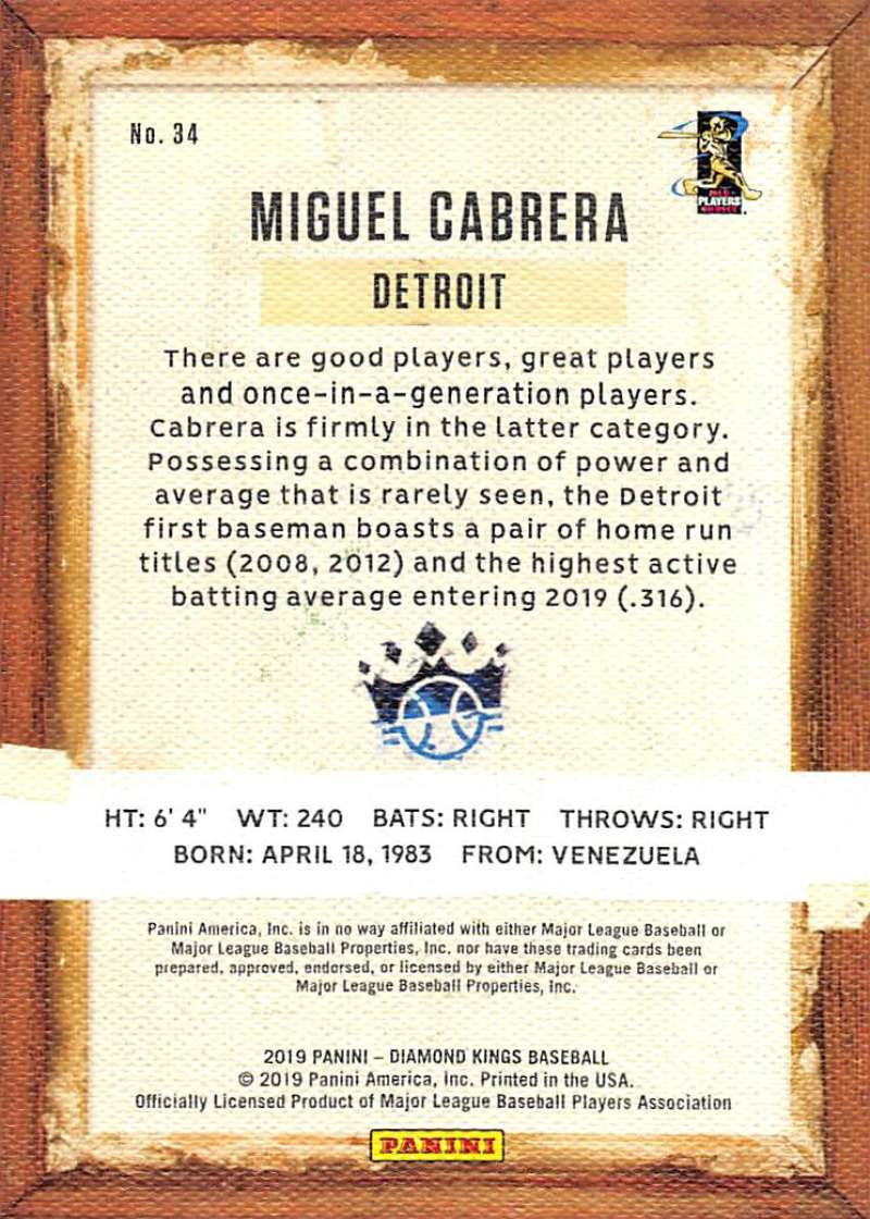 2019-Panini-Diamond-Kings-Baseball-Pick-Your-Cards-Make-Lot-Complete-Your-Set thumbnail 65