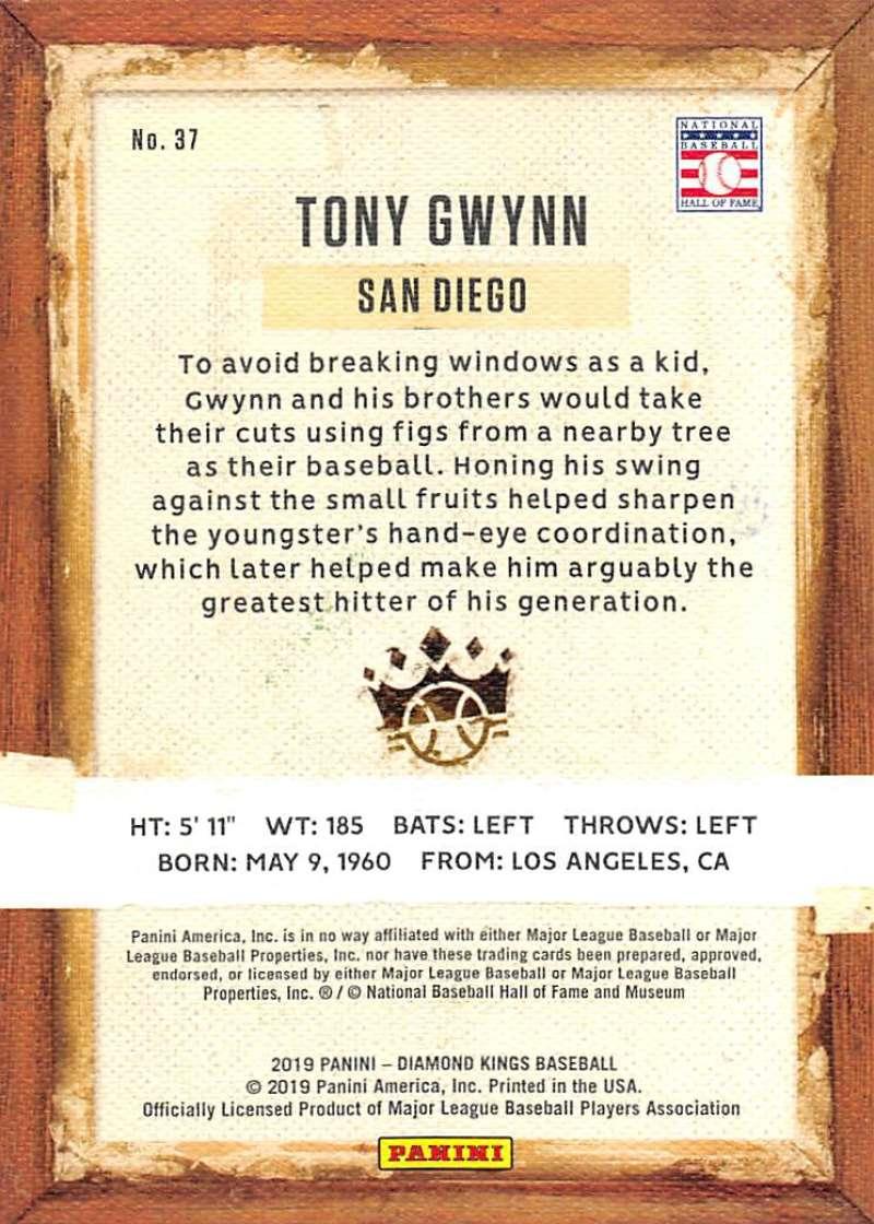 2019-Panini-Diamond-Kings-Baseball-Pick-Your-Cards-Make-Lot-Complete-Your-Set thumbnail 71