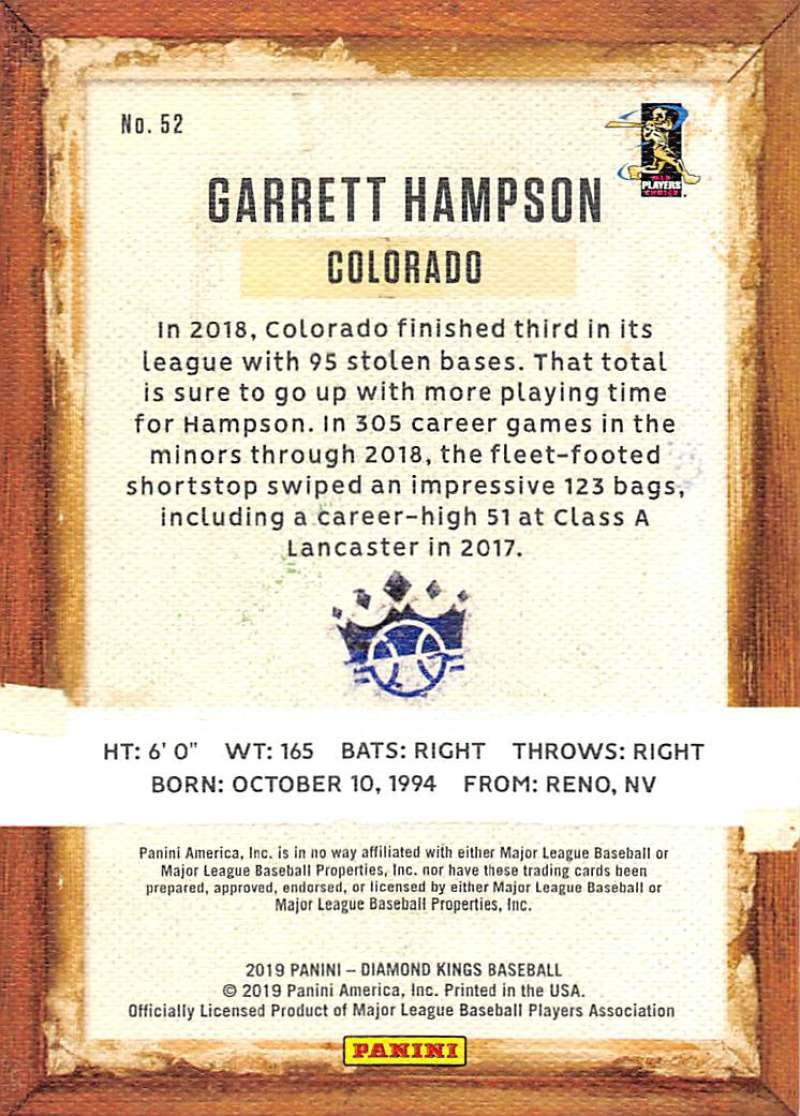 2019-Panini-Diamond-Kings-Baseball-Pick-Your-Cards-Make-Lot-Complete-Your-Set thumbnail 97