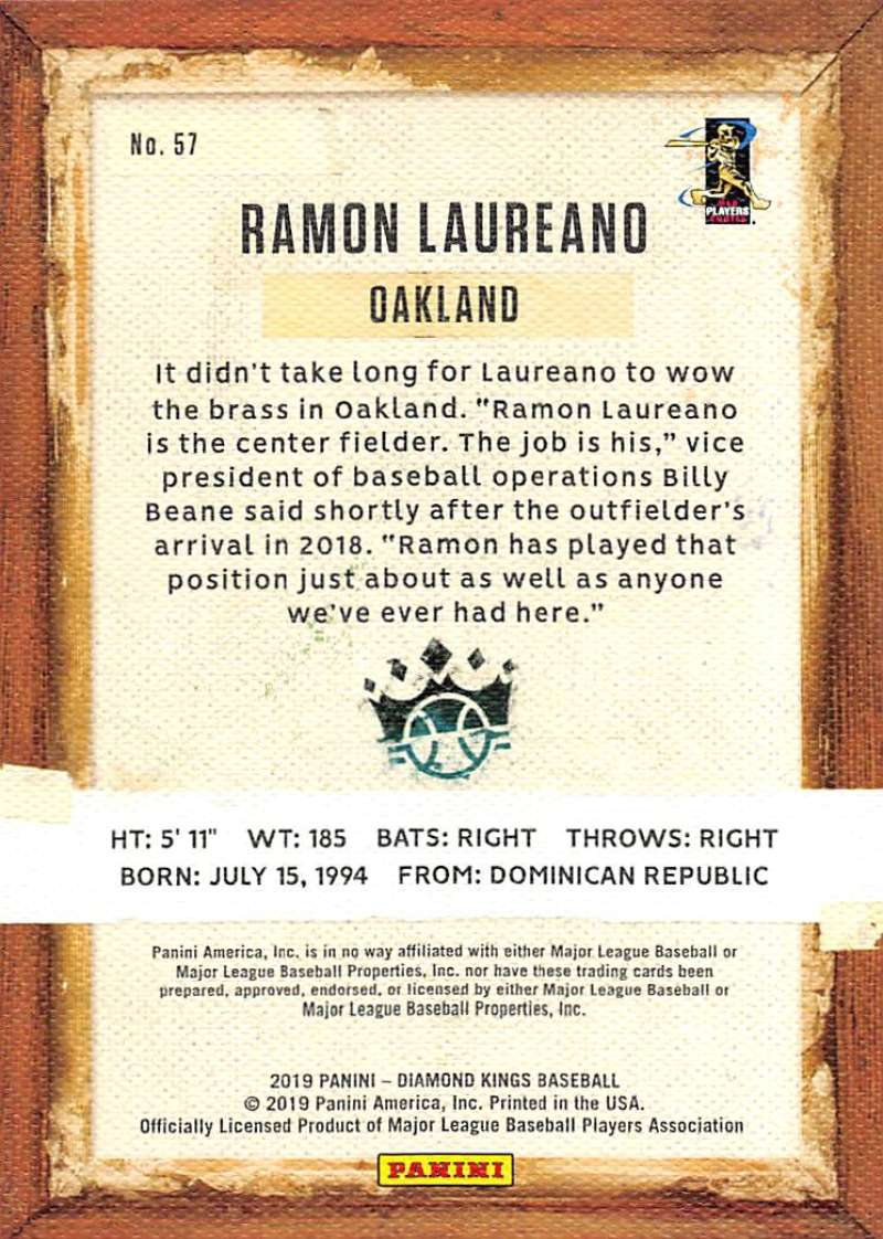 2019-Panini-Diamond-Kings-Baseball-Pick-Your-Cards-Make-Lot-Complete-Your-Set thumbnail 107