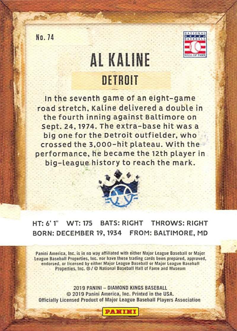 2019-Panini-Diamond-Kings-Baseball-Pick-Your-Cards-Make-Lot-Complete-Your-Set thumbnail 135