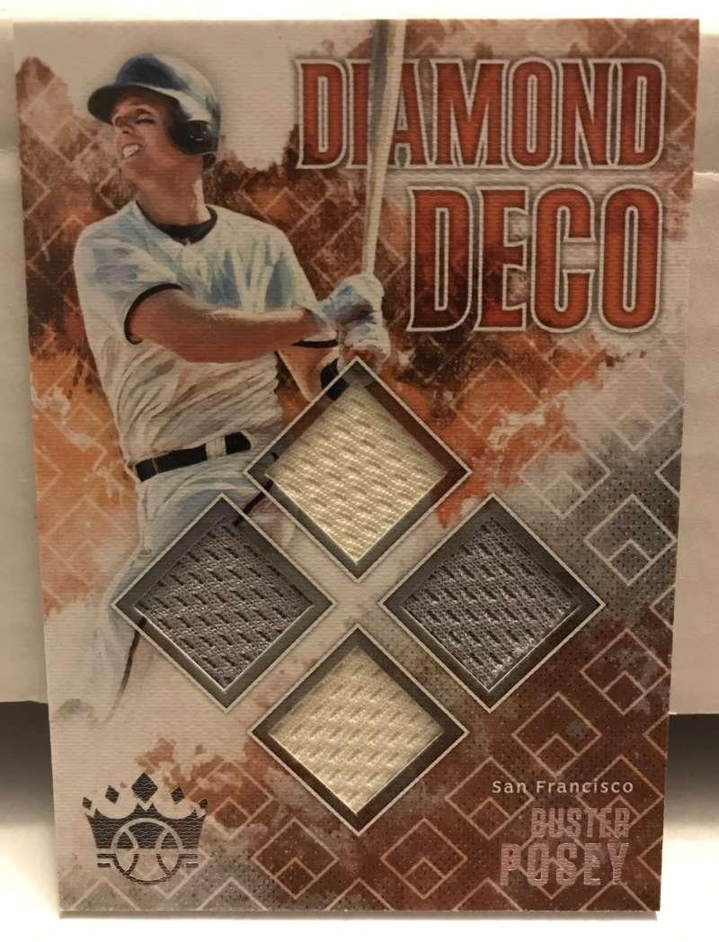 2019 Panini Diamond Kings Diamond Deco