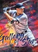 2019 Panini Diamond Kings Gallery of Stars #7 Aaron Judge NM Near Mint New York Yankees