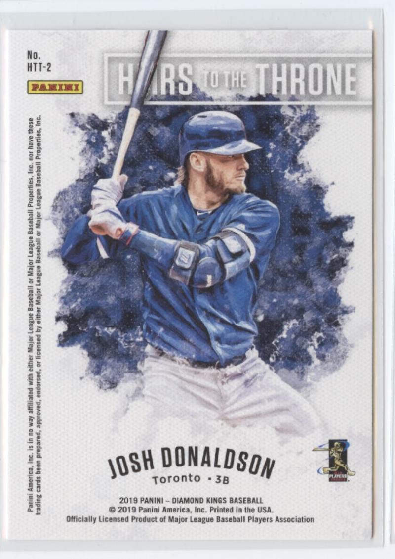 2019-Panini-Diamond-Kings-Baseball-Pick-Your-Cards-Make-Lot-Complete-Your-Set thumbnail 193