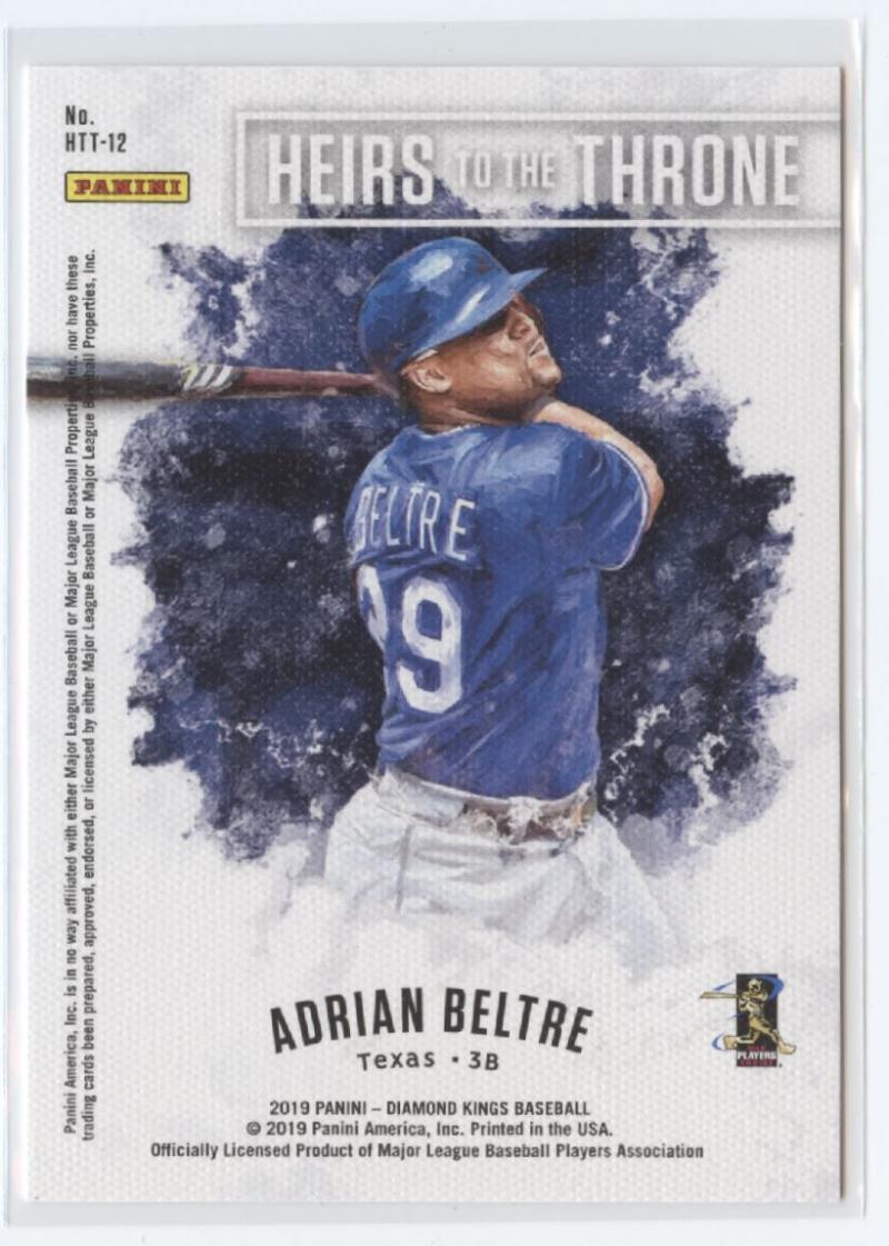 2019-Panini-Diamond-Kings-Baseball-Pick-Your-Cards-Make-Lot-Complete-Your-Set thumbnail 195