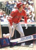 2019 Topps Big League #17 Shohei Ohtani NM-MT Los Angeles Angels