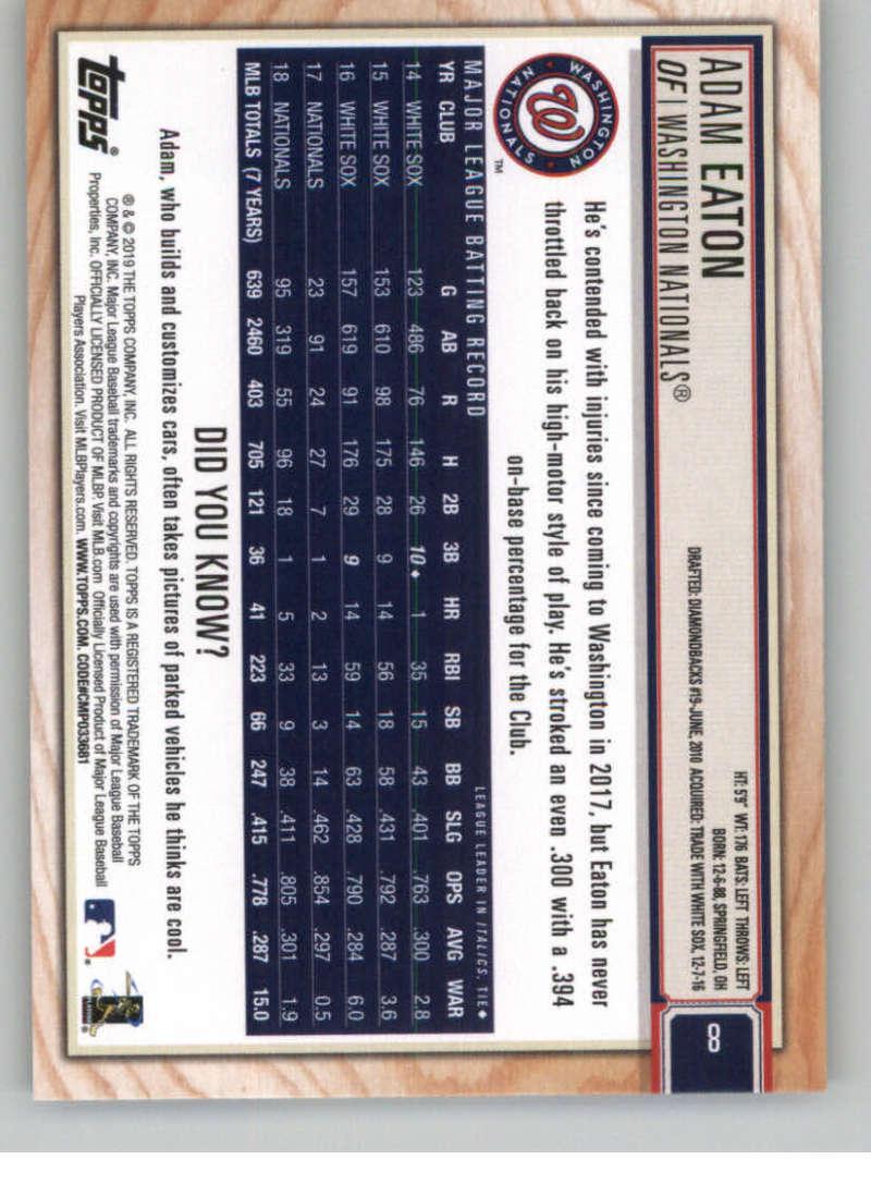 2019-Topps-BIG-LEAGUE-MLB-Baseball-GOLD-Parallel-Pick-Your-Cards-Make-a-Lot thumbnail 13