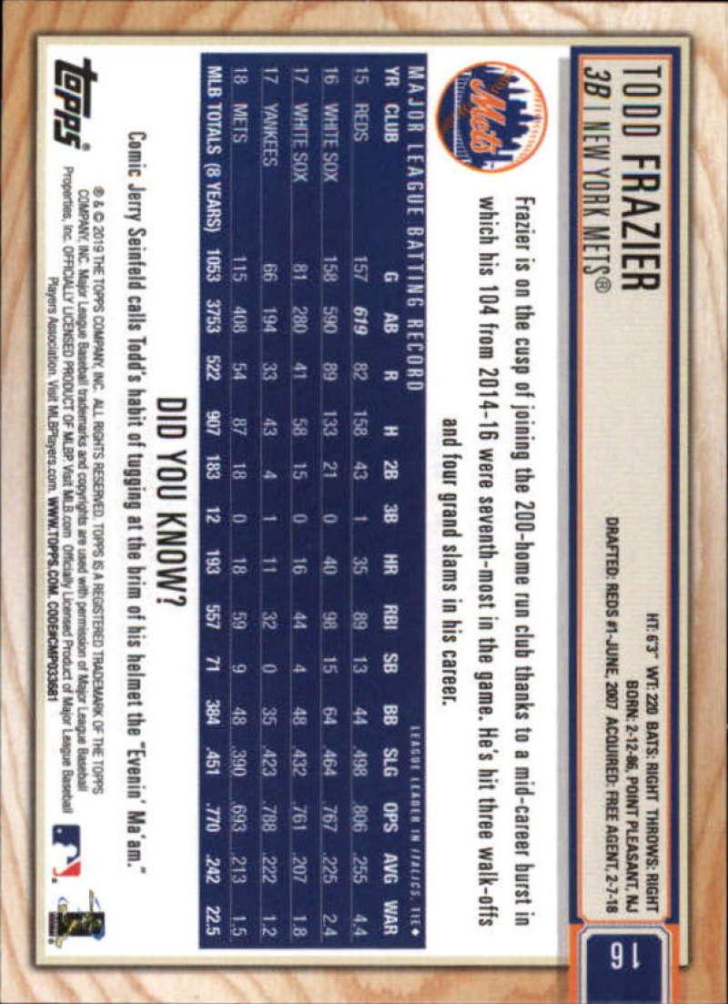 2019-Topps-BIG-LEAGUE-MLB-Baseball-GOLD-Parallel-Pick-Your-Cards-Make-a-Lot thumbnail 25