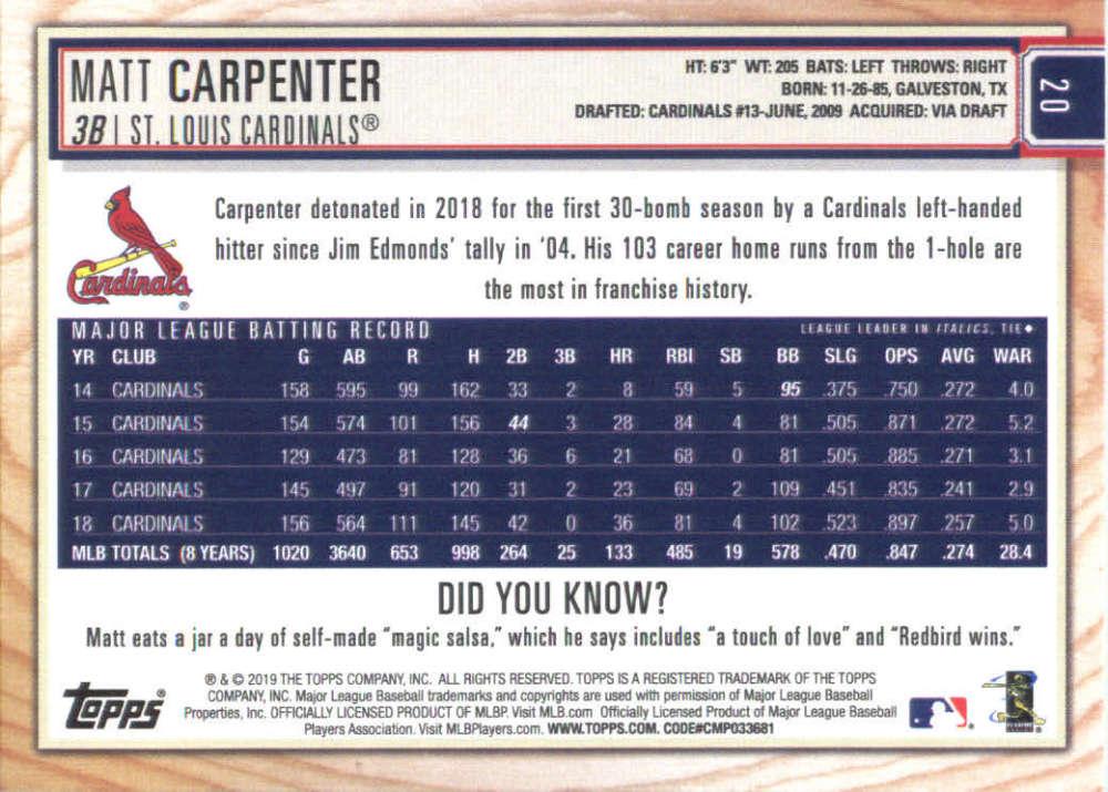 2019-Topps-BIG-LEAGUE-MLB-Baseball-GOLD-Parallel-Pick-Your-Cards-Make-a-Lot thumbnail 29